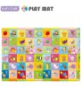 Baby Care Non Toxic Double Sided Play Mat - Pingko & Friends - Medium
