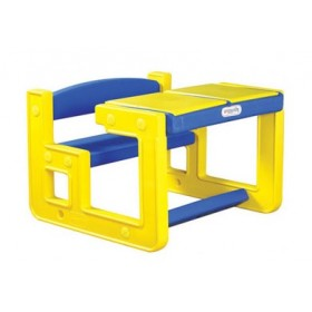 Double Seater for Kids-Preschool Furniture