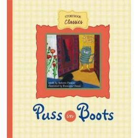 Puss in Boots: Storybook classics (Hardback)