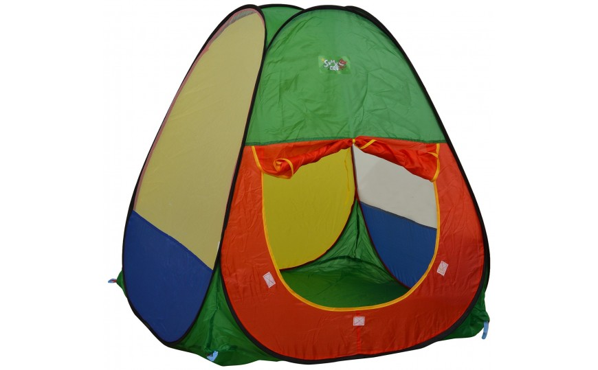 Kids Multicolour Pop-Up House Tent