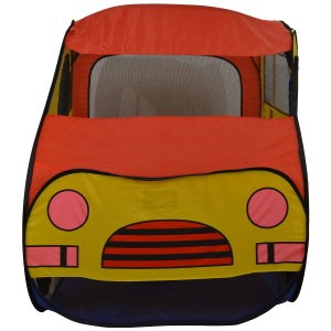 Kids Multicolour Car Shaped Tent