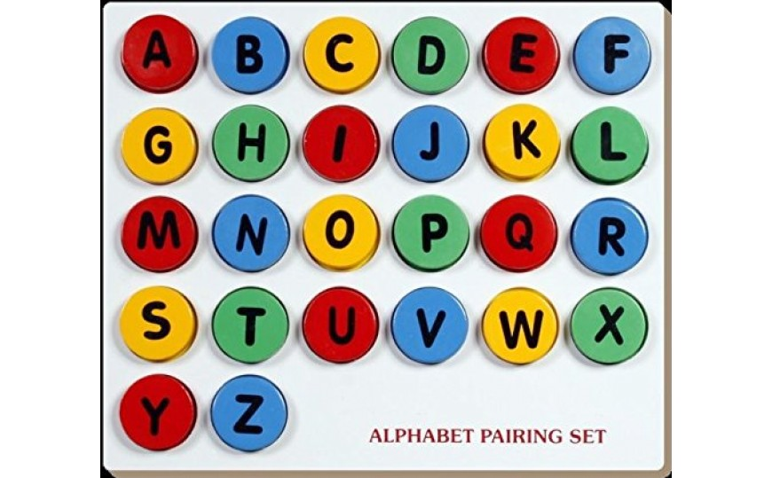 Alphabet Pairing Set (Capital to Small)
