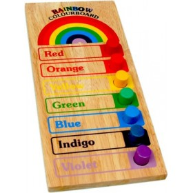 Little Genius SC29 Rainbow Colour Board
