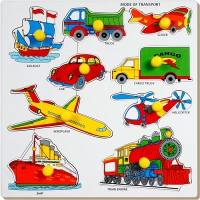 SPL-03 Little Genius Large Tray Transport Puzzle