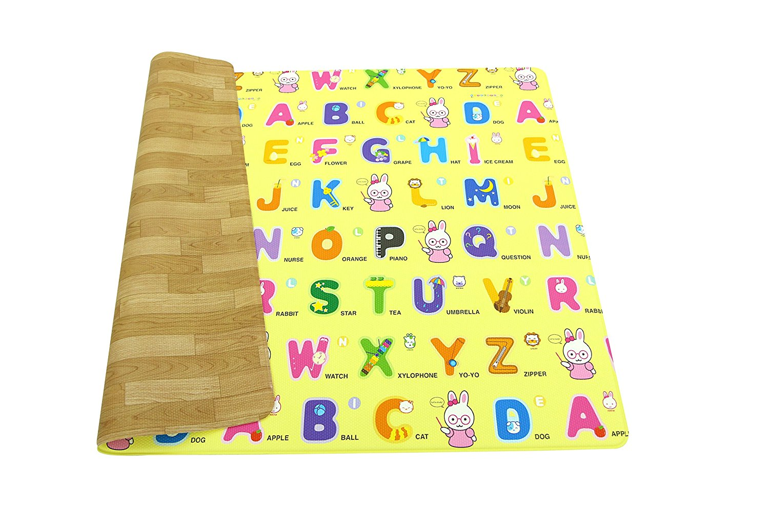 foam letters mat rainbow eva puzzle tiles mats play numbers floor toddlers for