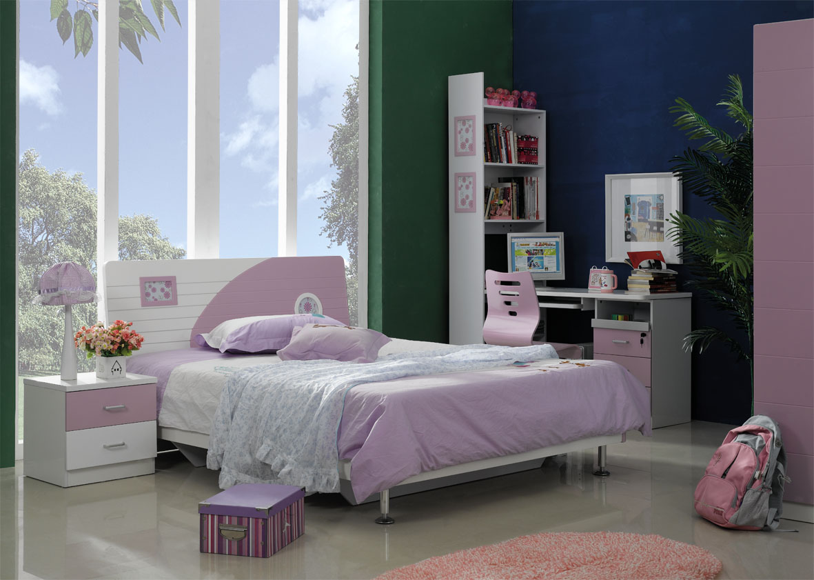 Fairy Mauve Roomset For S Bedroom