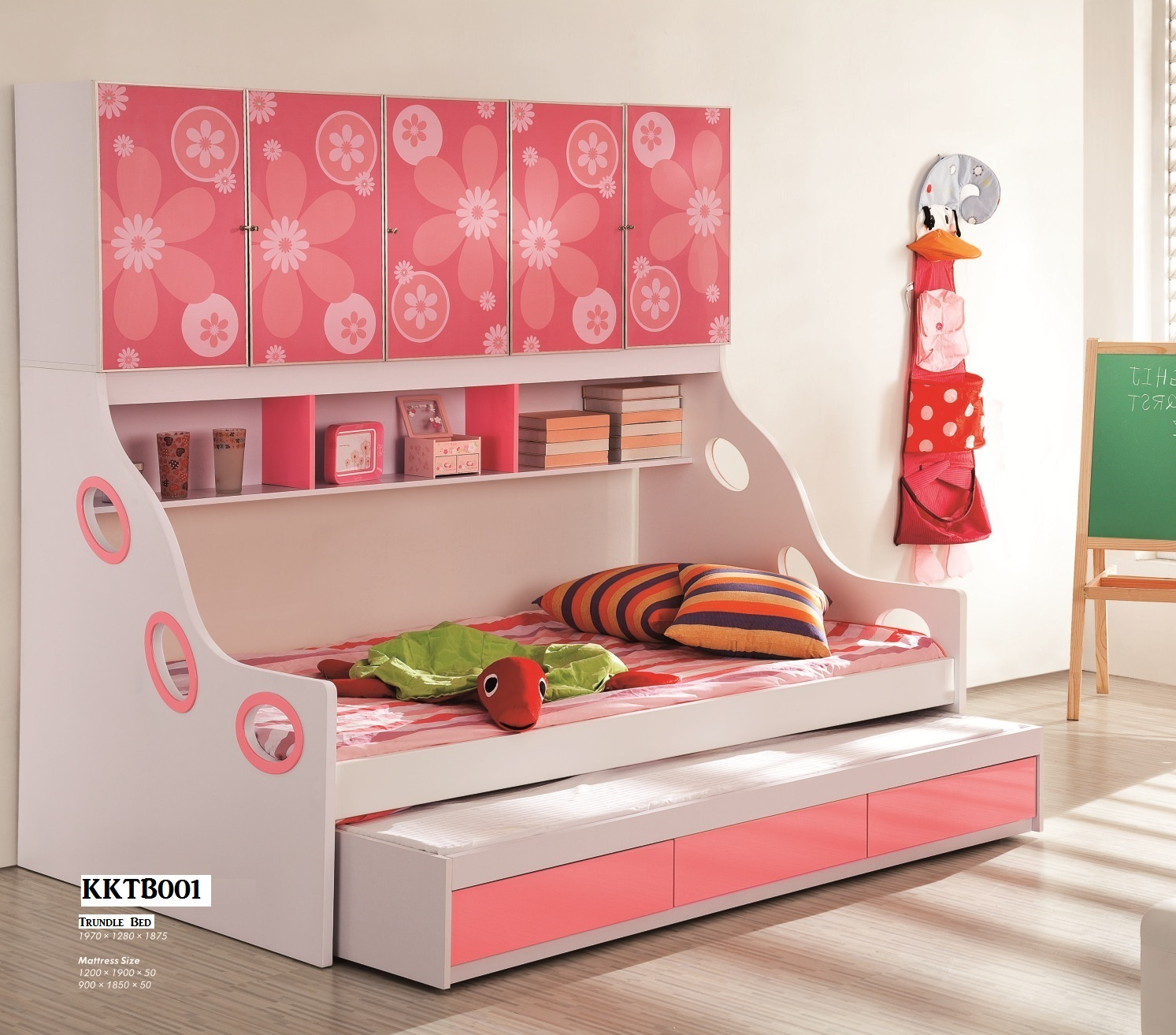 shelf pink bookshelf bedroom bed book and kids bunk blue fun color beds wall mattress wood room armature plus simple stair cute sweet with closed adorable for iddylic